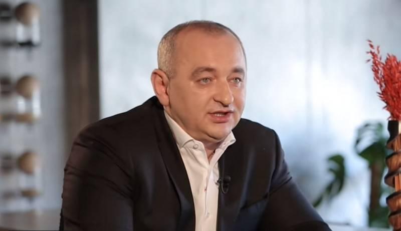 Ukrainian media reported fled abroad military Prosecutor Matios