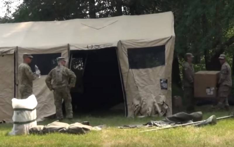 US military base is going to increase the military contingent in Poland