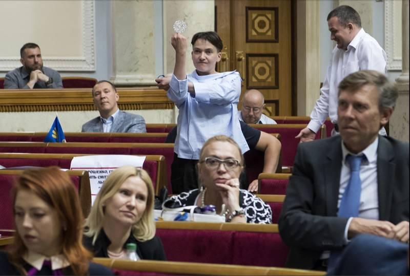 Как швея Савченко стала лицом украинской элиты и нации