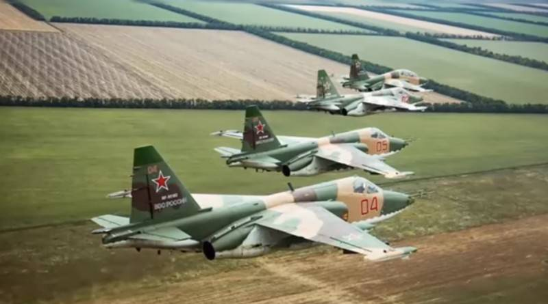A batch of upgraded Su-25CM3 attack aircraft entered the South Military District