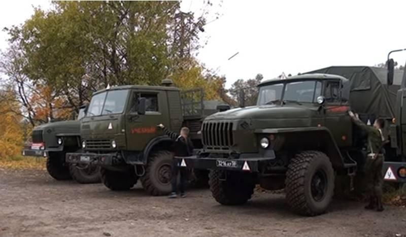 ДОСААФ впервые подготовил призывников для службы по новым ВУС