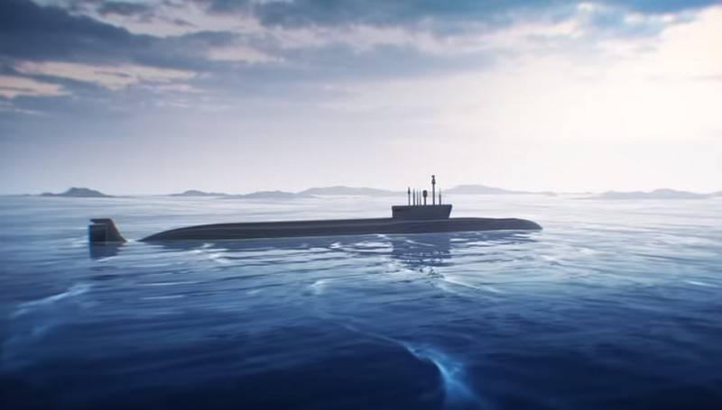 """Marina puede recibir dos submarinos del nuevo proyecto """"Borey-K"""""""