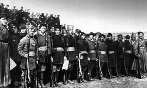 वर्ष का Zlatoust ऑपरेशन 1919। उरल दो!