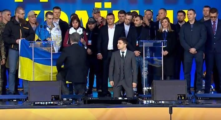 Украина идёт новой дорогой. Пожелаем удачи?