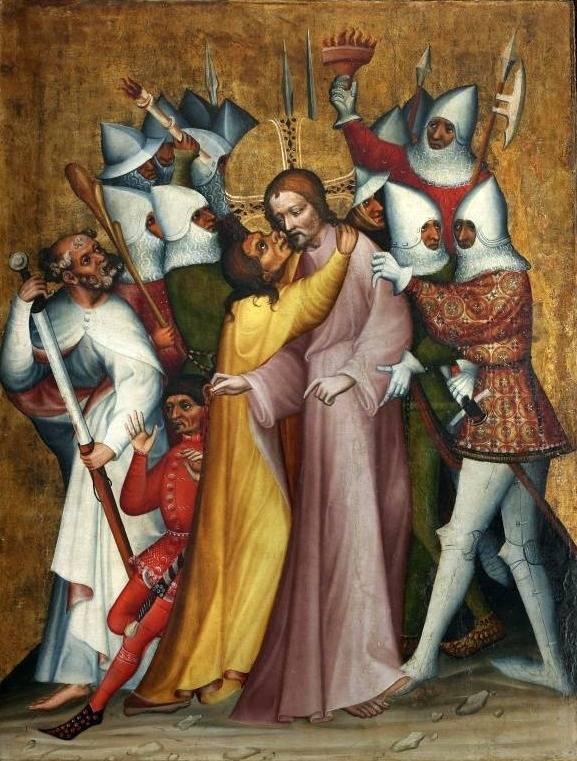 «Поцелуй Иуды» как исторический источник