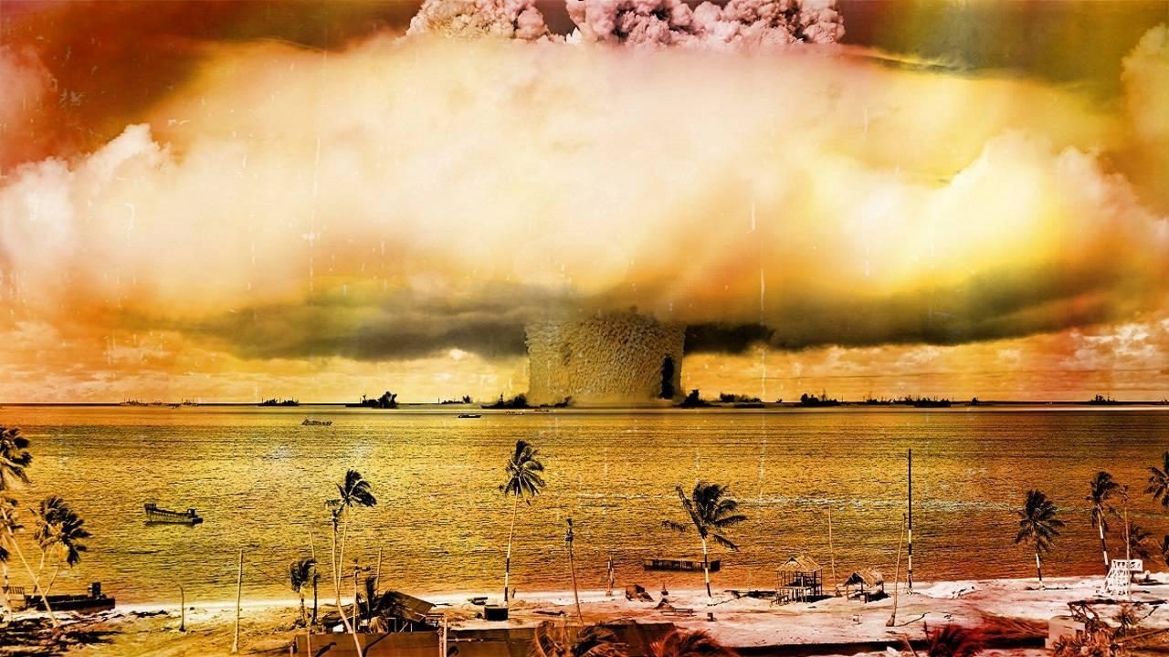 Bikini island hydrogen bomb — img 13