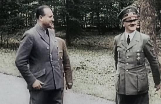 Рассекречены документы ФБР с версией о возможном бегстве Гитлера