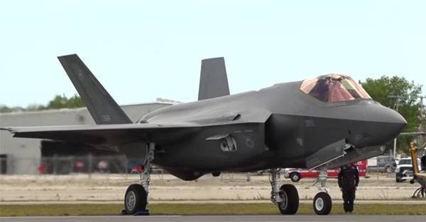 """Turkey's foreign Ministry again expressed readiness to find a replacement for the F-35 """"another country"""""""