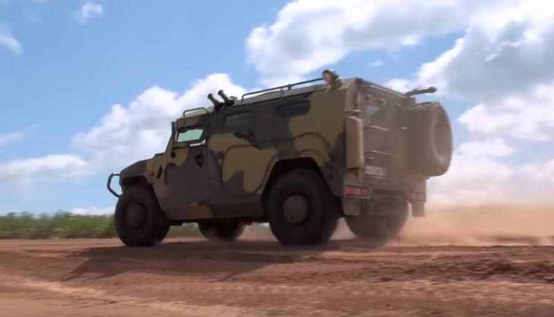 the defense Ministry is testing a new fighting machine of asianvideo