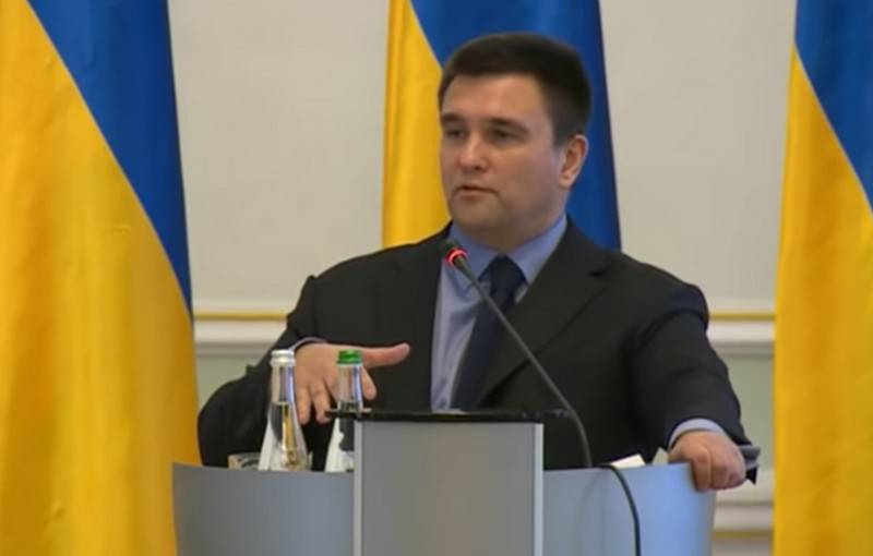 "Kiev accused Moscow of ""passport"" occupation of Donbass"