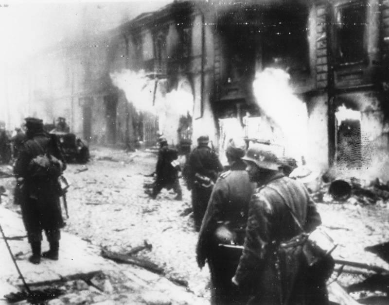 На Житомир и Бердичев. Поражение киевской группировки немецкой армии