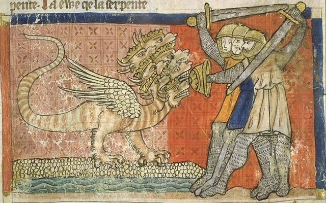 «Апокалипсис». Иллюстрированная история генезиса доспехов Средних веков
