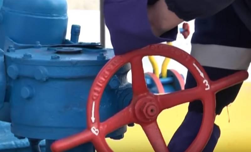 В Киеве признали неготовность к прекращению транзита российского газа