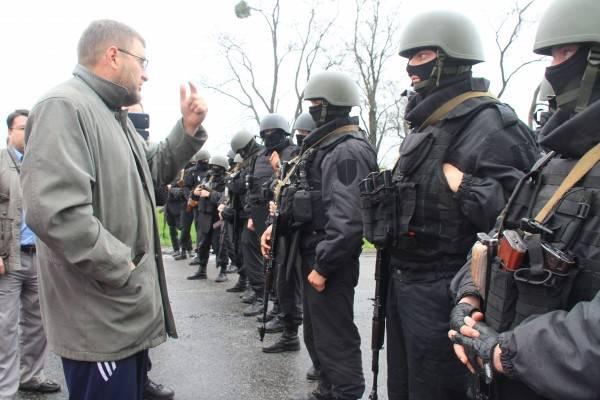 Как харьковчане весной 2014 года прорвались в осаждённый Славянск