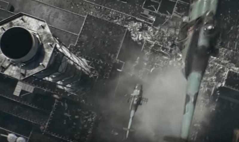 Em Kiev, declarou o perigo de uma repetição do desastre de Chernobyl