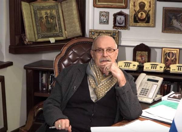 Fallimento della matrice. Riflessioni di Nikita Mikhalkov