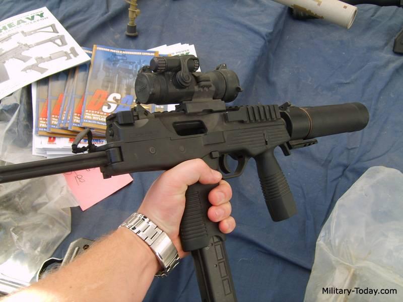 MP9. Özel Kuvvetler İçin Süper Delik Tabancası