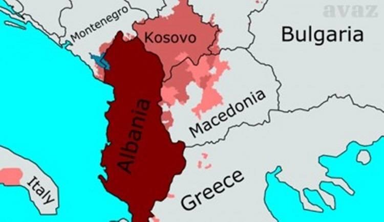 """""""ग्रेट अल्बानिया"""""""