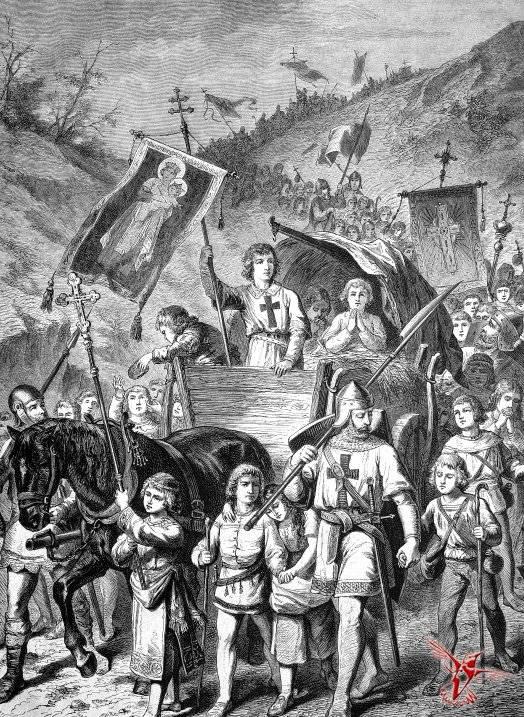 Стефан и его крестоносцы