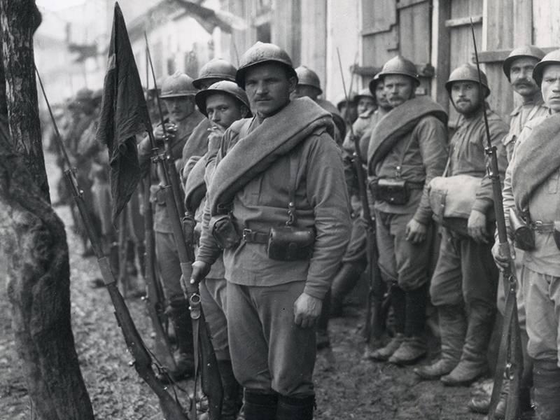 Русские бригады Салоникского фронта