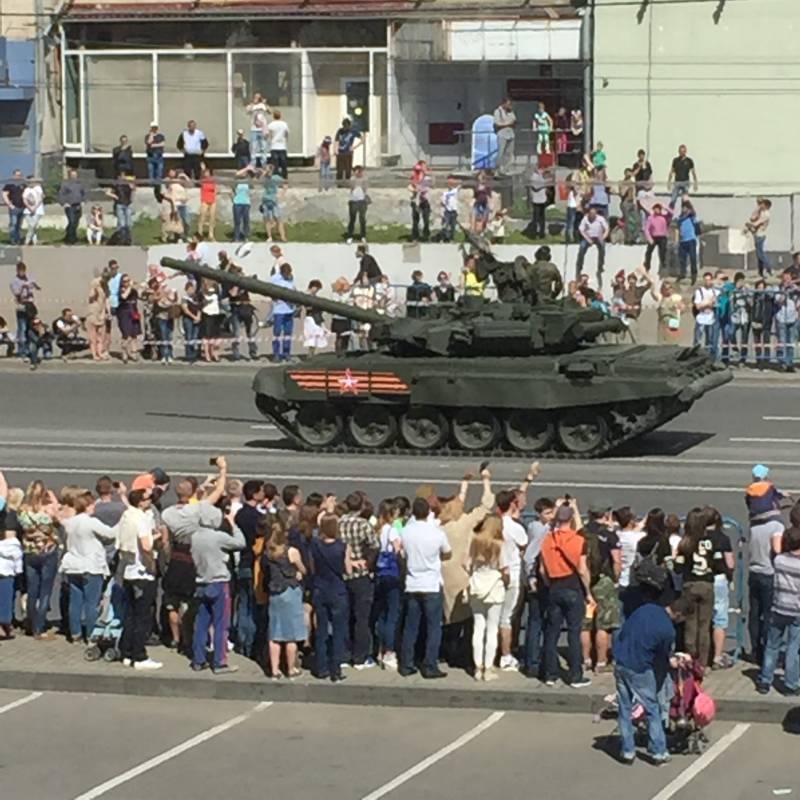 Танки бригад ВДВ получат возможности «Арматы»