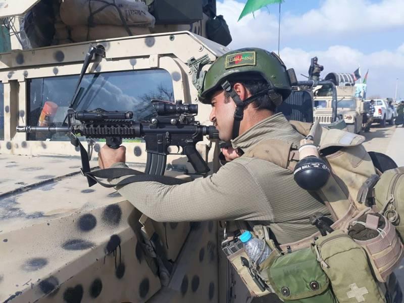 70 боевиков Исламского государства уничтожены в Афганистане