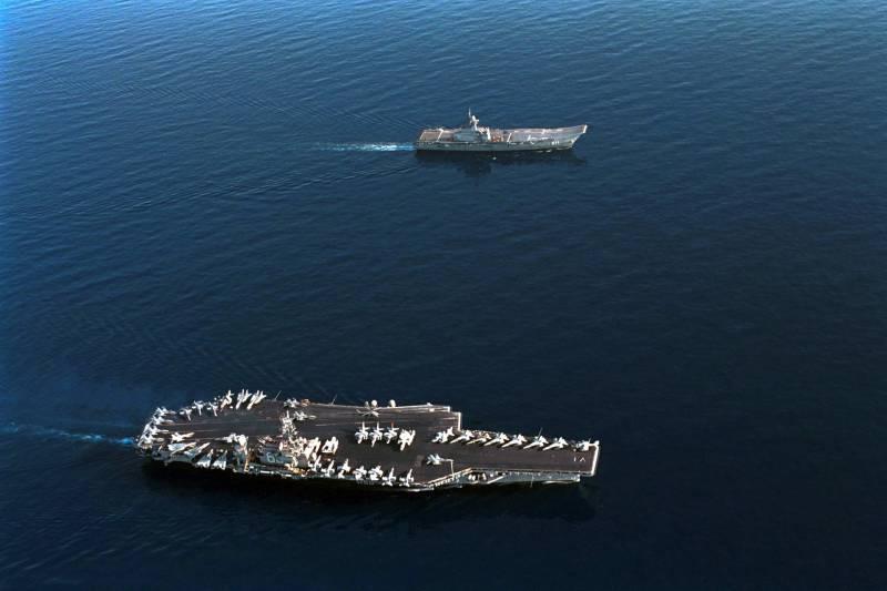 Перспективы «Адмирала Кузнецова»: дока нет, но вы там держитесь!