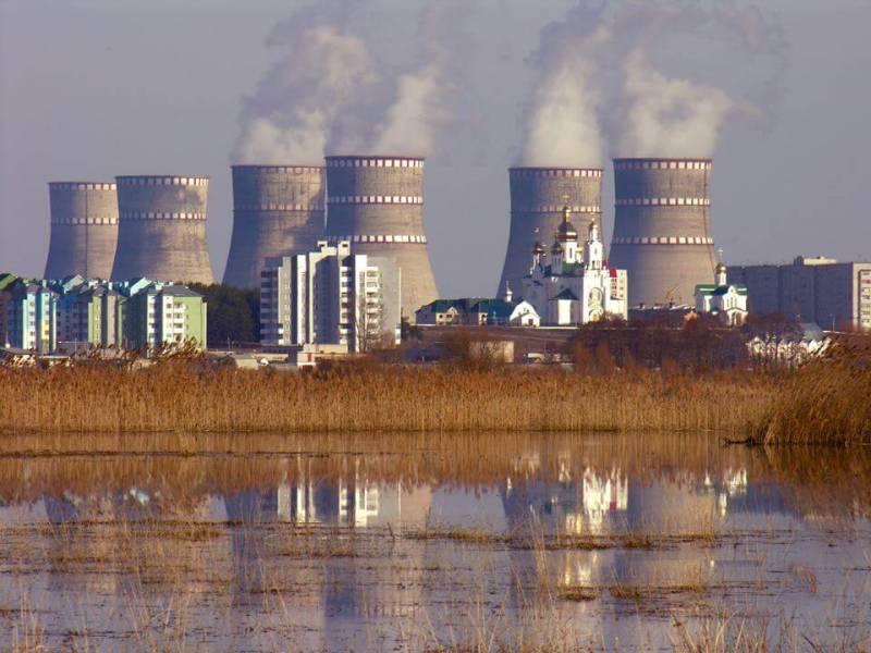Череда инцидентов на украинских АЭС за последнее время