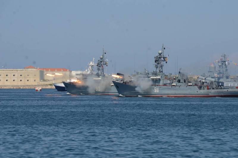 Российские войска на защите Чёрного моря. Чем ответить Западу?