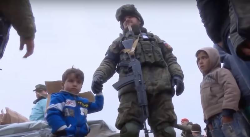 Российская армия покидает Алеппо