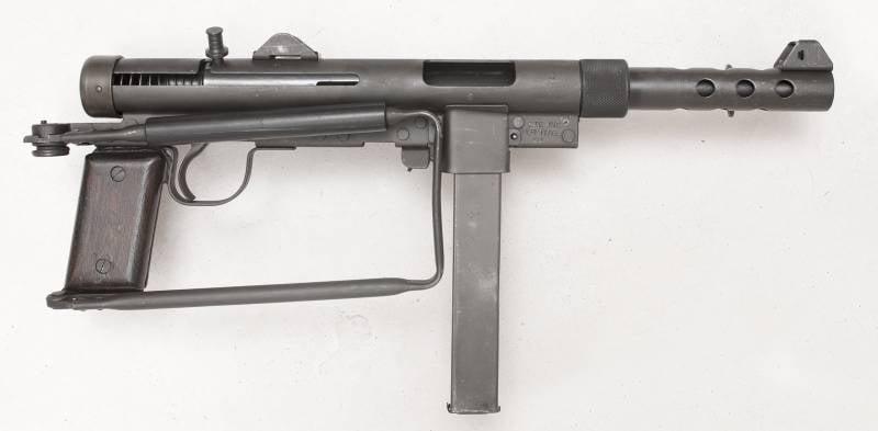 Пистолет-пулемёт: вчера, сегодня, завтра. На любой вкус!