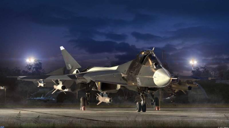 Су-57: гадание на кофейной гуще