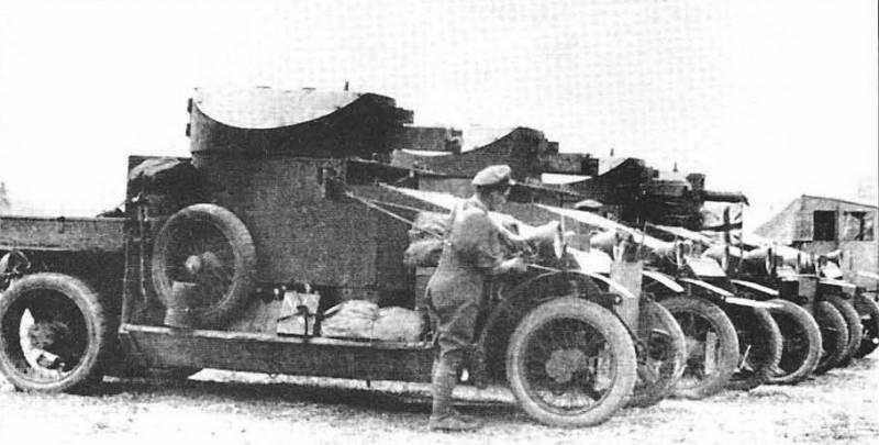 Иностранное «пушечное мясо» Русского фронта Первой мировой