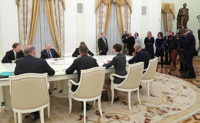 Проект «ЗЗ». Хорошие новости, мистер Путин!