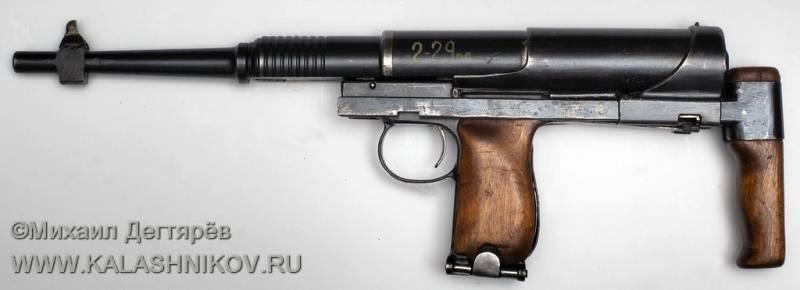 Советские варианты «Узи»
