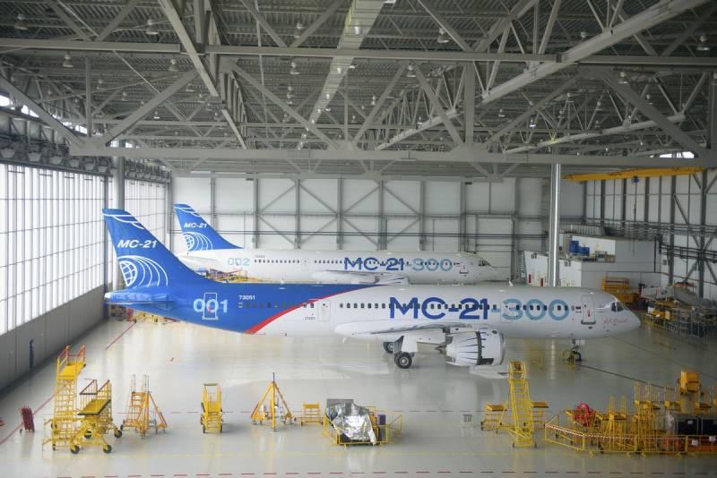 Крутое пике. Российское авиастроение сокращает объёмы выпуска
