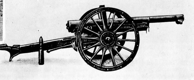 Огненный расход. Должна ли быть артиллерия экономной?