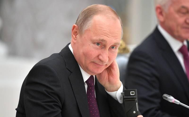 Путин объявляет «нормандский шах» Западу