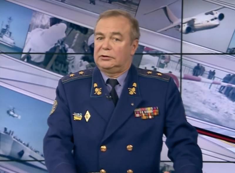 Украинский генерал призывает к захвату российской территории