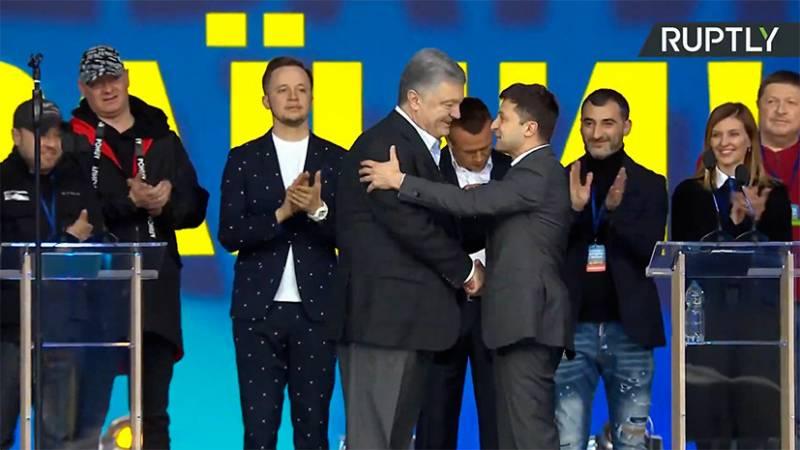 Пожелаем удачи!Какой дорогой пойдет Украина?
