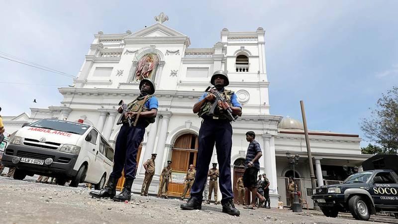 Шри-Ланка стала террористическим центром