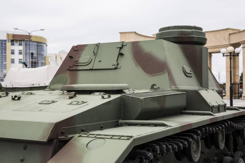 Рассказы об оружии. СУ-76 и: первое штурмовое