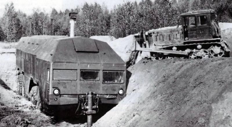 Бункер на колёсах. Защищённая машина «Редут»
