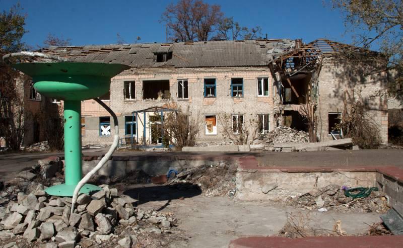 Война на Донбассе. Конец или финальная стадия?