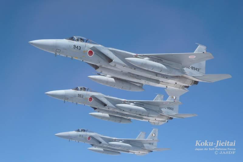 Настоящее и будущее истребительной авиации Японии