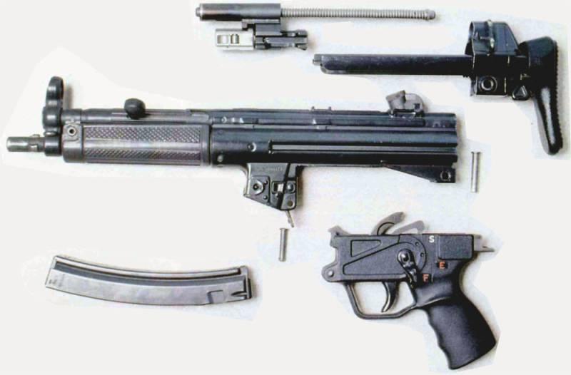 Последние из универсальных. От MP5 до «Спектра»