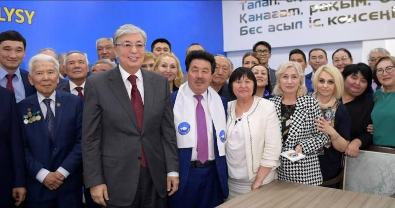 Фаворит и статисты на предвыборном поле Казахстана