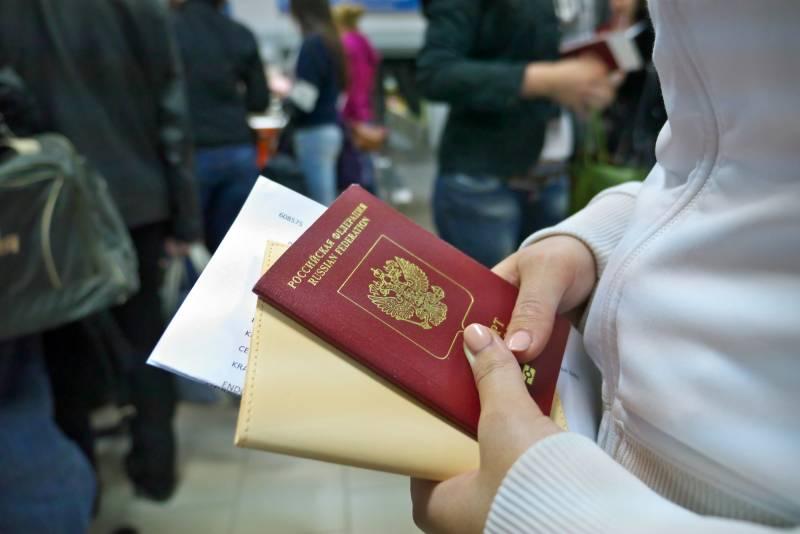 Паспорт как оружие? Почему нет?