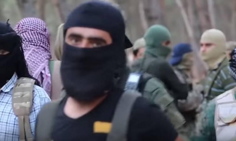 В Идлибе замечена концентрация значительных сил боевиков