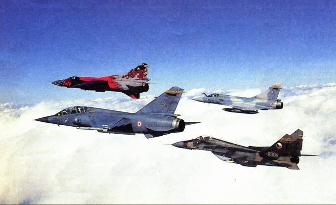 Saab JAS-39 Gripen против МиГ-29: отказ от социалистического наследства ради интеграции в НАТО